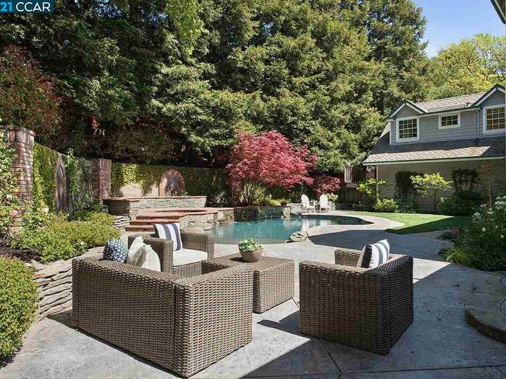 1219 Woodborough Rd Lafayette CA Home. Photo 15 of 40