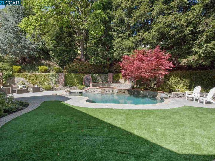 1219 Woodborough Rd Lafayette CA Home. Photo 3 of 40