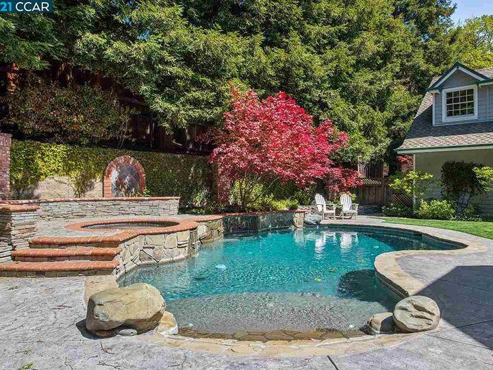 1219 Woodborough Rd Lafayette CA Home. Photo 34 of 40