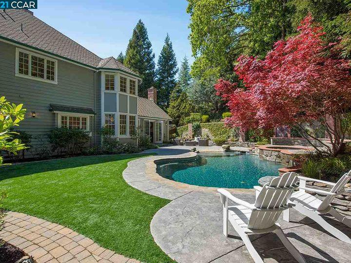 1219 Woodborough Rd Lafayette CA Home. Photo 36 of 40