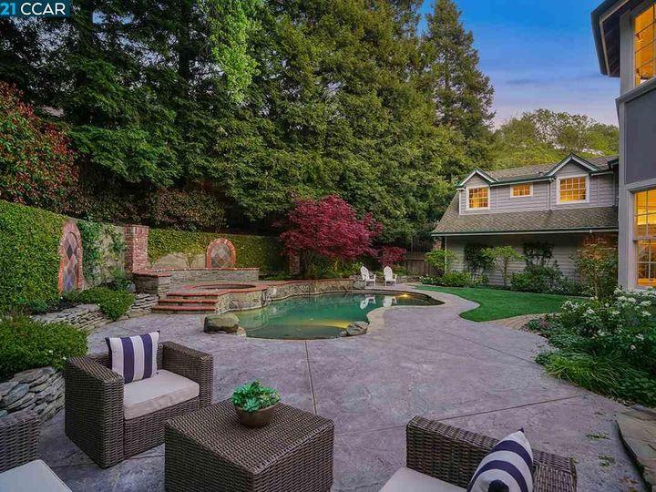 1219 Woodborough Rd Lafayette CA Home. Photo 37 of 40