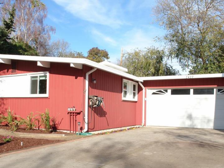 2427 Burnham Way Palo Alto CA Home. Photo 1 of 14