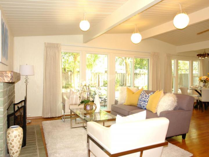 2427 Burnham Way Palo Alto CA Home. Photo 3 of 14