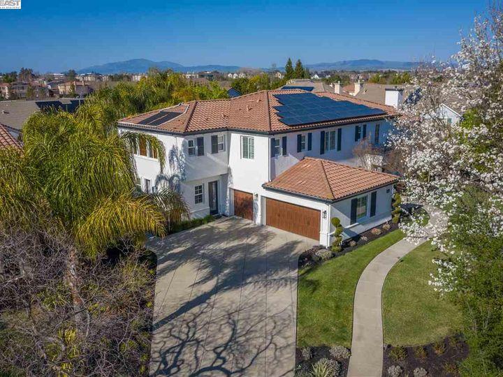 7261 Huntswood Ct Pleasanton CA Home. Photo 37 of 40