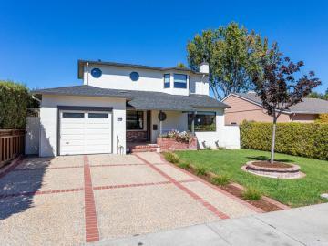 1116 Hamilton Ln, Burlingame, CA