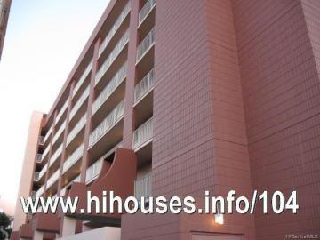 1138 Hassinger St unit #104, Makiki Area, HI