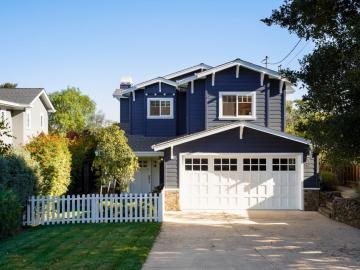 162 Rockridge Rd, San Carlos, CA