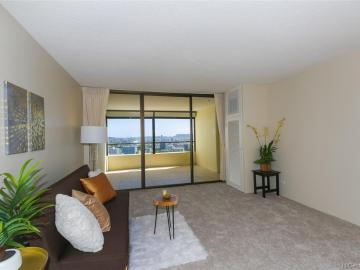 1717 Mott Smith Dr unit #2909, Makiki Area, HI