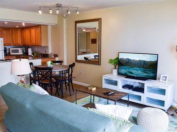 Rental 1777 Ala Moana Blvd unit #1230, Honolulu, HI, 96815. Photo 2 of 9