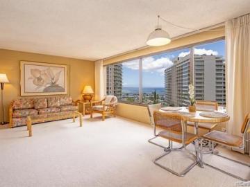1778 Ala Moana Blvd unit #1319, Waikiki, HI