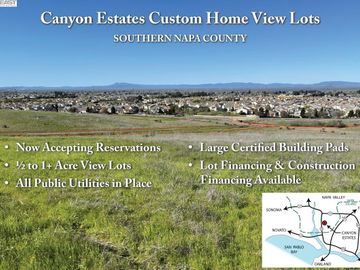 2025 Newell Drive Lot 22, American Canyon, CA