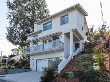 206 Hillcrest Rd, San Carlos, CA