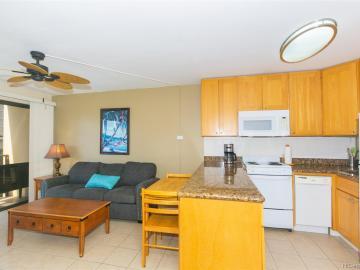 2140 Kuhio Ave unit #703, Waikiki, HI