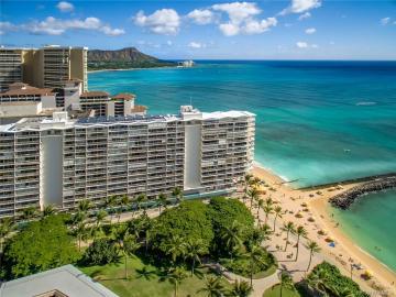 2161 Kalia Rd unit #1106, Waikiki, HI
