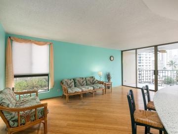 250 Ohua Ave unit #6A, Waikiki, HI