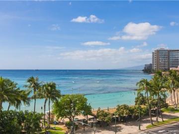 2500 Kalakaua Ave unit #601, Waikiki, HI