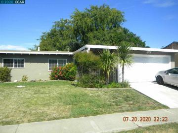 2731 Broadmoor Ave, Concord Estates, CA