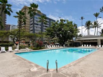 Rental 300 Wai Nani Way unit #I1904, Honolulu, HI, 96815. Photo 5 of 10