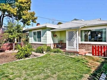 3411 Ricks Ave, Downtown Martine, CA