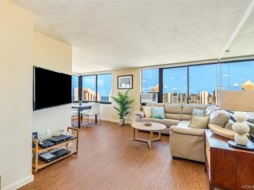 343 Hobron Ln unit #3804, Waikiki, HI