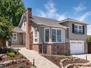 3704 Hacienda St, San Mateo, CA
