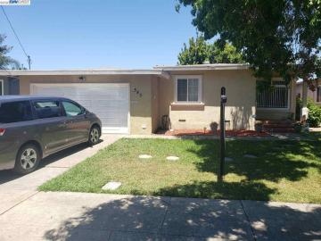 543 Shirley, Central Hayward, CA