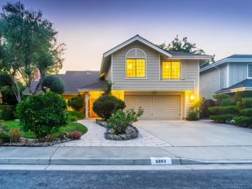 5963 Hillrose Dr, San Jose, CA