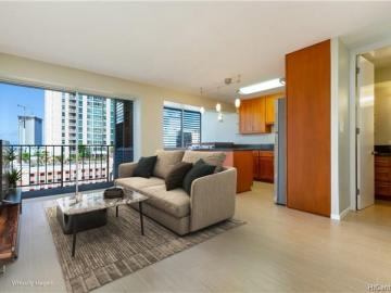 818 S King St unit #1107, Kapio/Kinau/Ward, HI